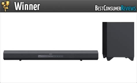 top rated sound bars 2017 best sound bar reviews top rated sound bar