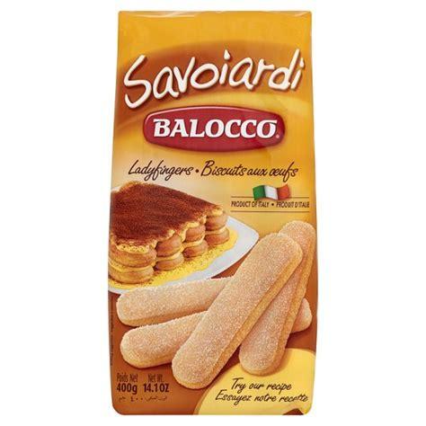 Finger Savoiardi Biscuit Biscuit For Tiramisu 200gr savoiardi