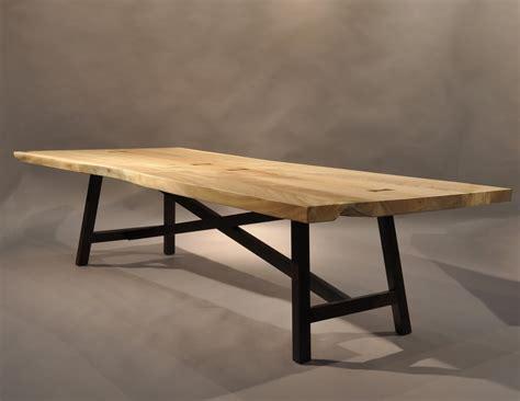 live edge table gallery brooks custom