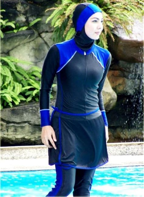 Baju Renang Nike samira swimwear muslimah sportwear swimwear