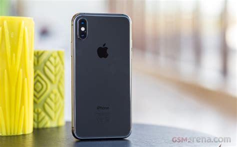 apple iphone xs review gsmarena tests