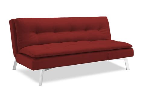 Futon Ottoman Shelby Sofa Sleeper Shelby Futon The Futon Shop