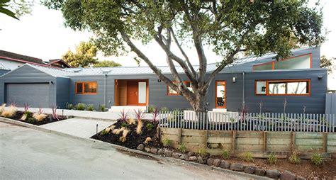 mid century ranch homes zeitgeist design mid century ranch house in san francisco bay