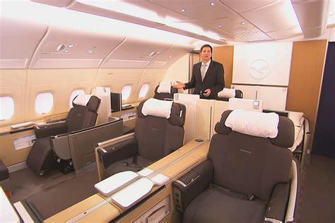 a380 cabin airbus a380 800 kabine lufthansa magazin