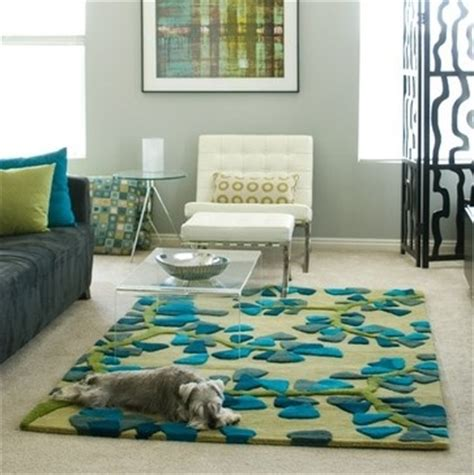awesome blue lime green and brown living room decor trending living room color schemes