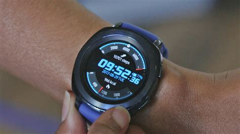 Samsung Gear Sport review: Smaller, better, more sporty Hardware reviews AndroidPIT