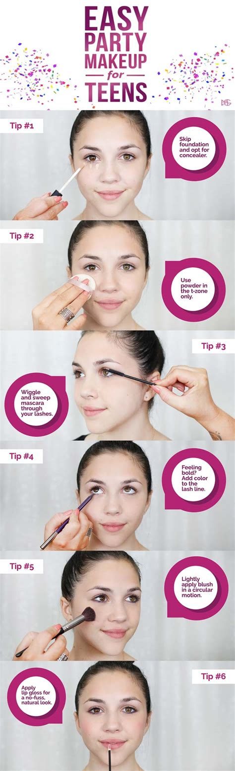 Make Up Cool For School 24 cool makeup tutorials for