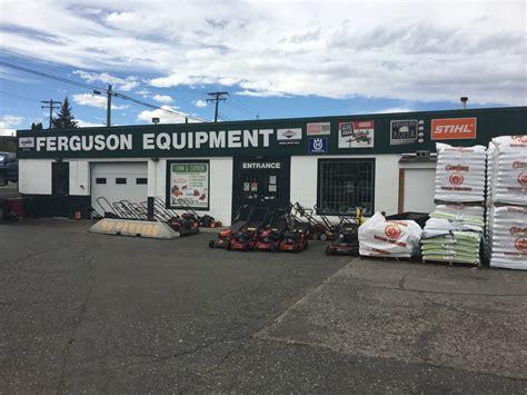 ferguson equipment   opening hours