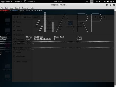 arp spoofing tutorial kali linux prevent man in the middle attacks arp spoofing using sharp