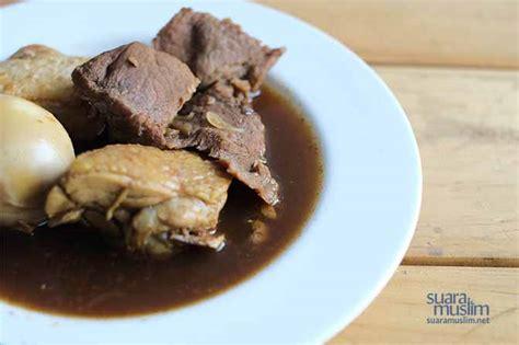 Lemari Es Untuk Daging patut dicoba resep membuat semur daging sapi suara muslim