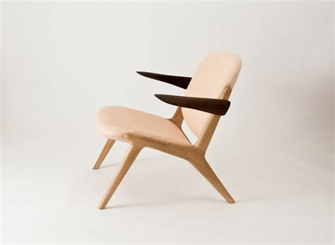designboom chair inoda sveje knock down chair for miyazaki factory