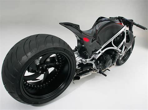 Suzuki Hayabusa Motorcycles Custom Suzuki Gsx R Hayabusa Serpent By Ransom