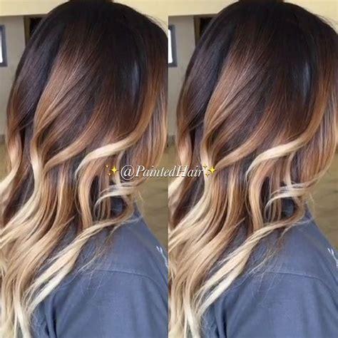 color melt hair styles best 25 color melting hair ideas on hair melt