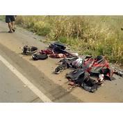 Kecelakaan Tragis Sebabkan Tubuh Korban Hancur Berkeping