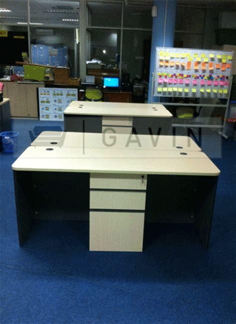 Meja Kantor Bahan Hpl meja kerja kitchen set jakarta