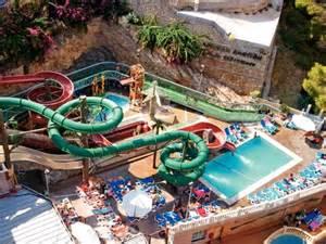 Aqua Magic Rock Gardens 10 Hoteles Con Toboganes Para Familias Numerosas