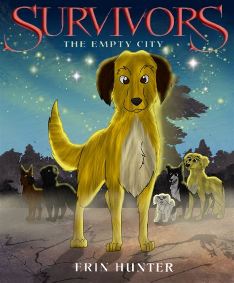 survivor dogs survivors the empty city cover by pandafilmsg on deviantart