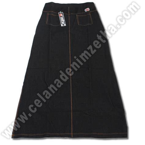 Harga Celana Merk Zetha rok zetha denim warna hitam celana denim zetha