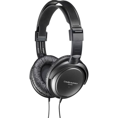 Audio Technica Ath S500 Monitoring Headphone audio technica ath m10 professional studio monitor ath m10 b h