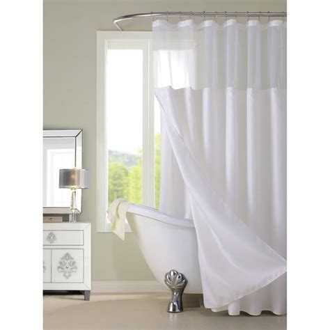 shower curtain with clear panel best 10 hotel shower curtain ideas on pinterest shower