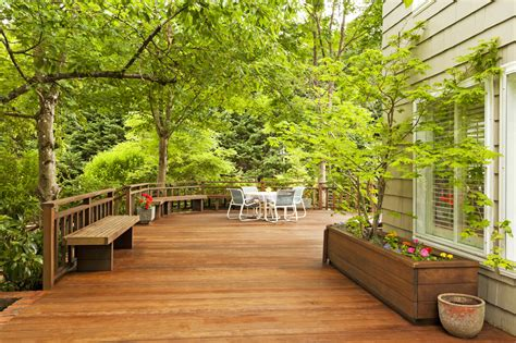Top 3 Reasons You Should Winterize Your Wood Deck Grillo