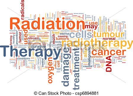 radiazione d ufficio radiazione concetto terapia fondo concetto medico