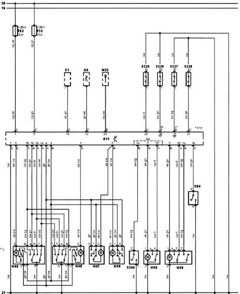 focus mk2 wiring diagram 24 wiring diagram images