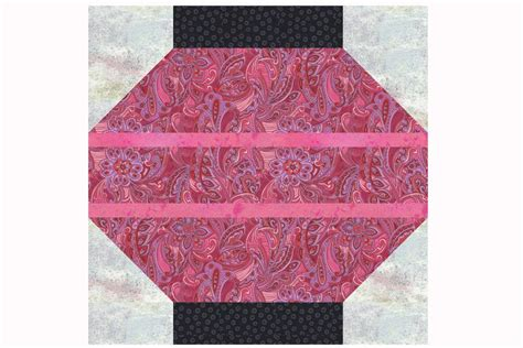 Lantern Quilt Pattern by Lanterns Quilt Block Pattern