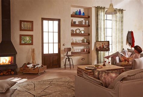 como pintar un salon rustico c 243 mo conseguir una decoraci 243 n cera para tu casa