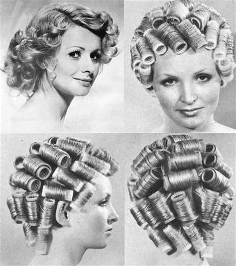 sponge curlers stories 1000 images about vintage hair howtos on pinterest