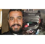 LBCI News  Father Majdi Allawi Survives Horrific Car