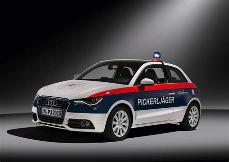 Auto Aufkleber Jäger by Audi Presents Fresh Styled A1s Ahead Of Worthersee 2010