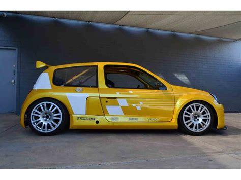 renault clio v6 2003 renault clio v6 trophy for sale classiccars com