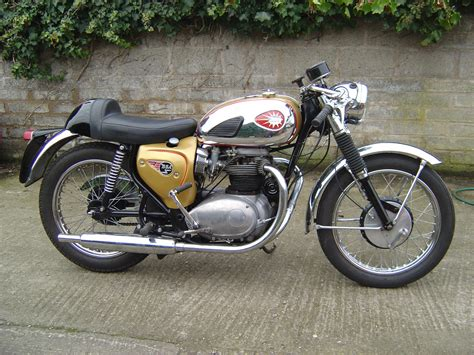 Triumph Motorrad Produktion by Bsa Motorcycles Bsa 650cc Lightning Clubman 1965