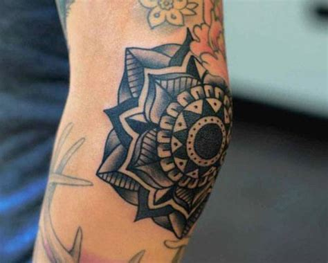 tattoos for men elbow tattoos for designs and ideas for guys