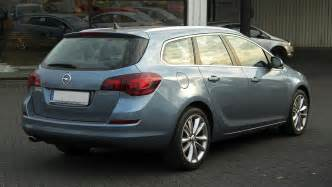 Opel Astra Sports Tourer 1 4 Turbo File Opel Astra Sports Tourer 1 4 Turbo Ecotec Sport J