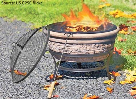 Safety Tips For Outdoor Bonfires And Fire Pits Firepit Safety