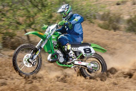 Dirt Bike Giveaway - destry abbott s kx500 giveaway drawing dirt bike magazine