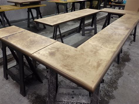 brass bar top table tops bar tops metal sheets limited