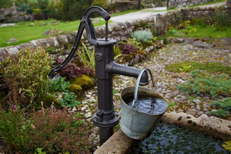 backyard water pump old water pump free stock photo public domain pictures