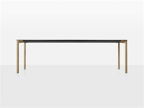 Wooden Table L Buy The Kristalia Boiacca Wood Table At Nest Co Uk
