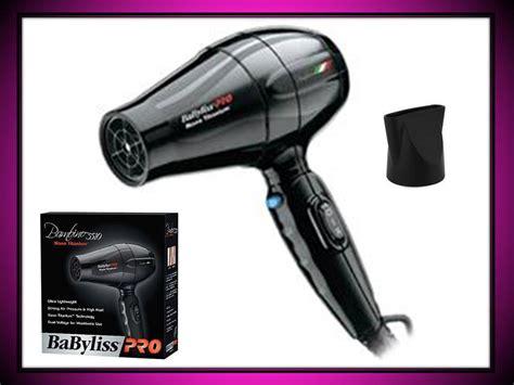 Babyliss Hair Dryer Portofino babyliss pro 2000 watt portofino 6600 nano titanium hair dryer free bambino hair dryers