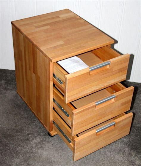 rollcontainer für schreibtisch rollcontainer kernbuche bestseller shop f 252 r m 246 bel und