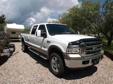 2007 ford f350 diesel purchase used 2007 ford f350 supercrew diesel longbed