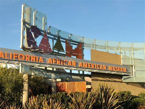 discover  california african american museum discover