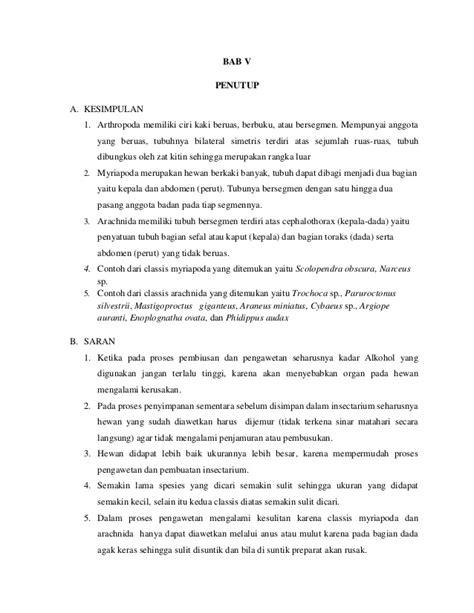 contoh laporan zoologi invertebrata contoh laporan hewan invertebrata contoh waouw