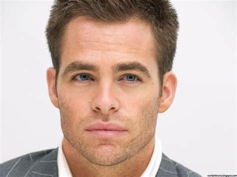 american actors male chris chris pine blue eyed handsome american hollywood hotties