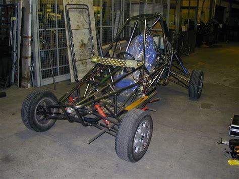 telaio a traliccio buggy