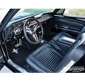 03  1967 Ford Mustang Coupe Left Rear Photo 35702736