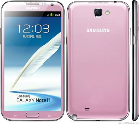 samsung galaxy note ii n7100 pictures official photos
